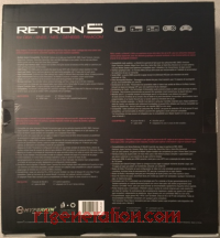 RetroN 5 Black Box Back 200px