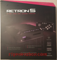 RetroN 5 Black Box Front 200px
