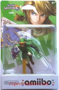 Amiibo: Super Smash Bros.: Link  Box Front 200px