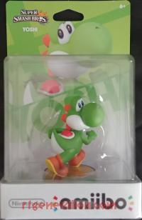 Amiibo: Super Smash Bros.: Yoshi  Box Front 200px