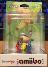 Amiibo: Super Smash Bros.: Olimar  Box Front 200px