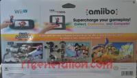 Amiibo: Super Smash Bros. Retro 3-Pack  Box Back 200px