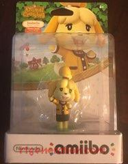 Amiibo: Animal Crossing: Isabelle  Box Front 200px