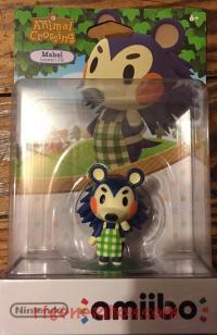 Amiibo: Animal Crossing: Mabel  Box Front 200px