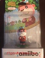 Amiibo: Animal Crossing: Lottie  Box Front 200px