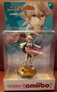 Amiibo: Super Smash Bros.: Corrin  Box Front 200px
