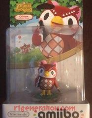 Amiibo: Animal Crossing: Celeste  Box Front 200px