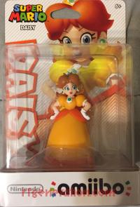 Amiibo: Super Mario Bros.: Daisy  Box Front 200px