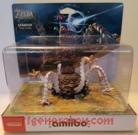 Amiibo: The Legend of Zelda: Breath of the Wild: Guardian  Box Front 200px