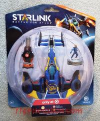 Starlink Starship Pack: Scramble with Levi McCray & Fury Cannon  Box Front 200px