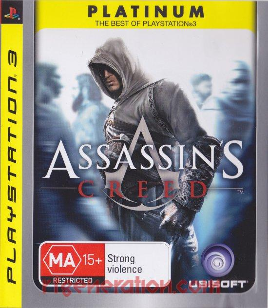 Assassin's Creed <sup></sup> Box Front