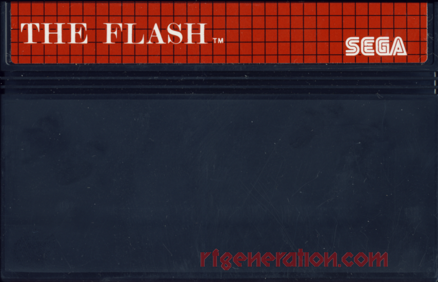 Flash, The <sup>[Classic Edition]</sup> Game Scan