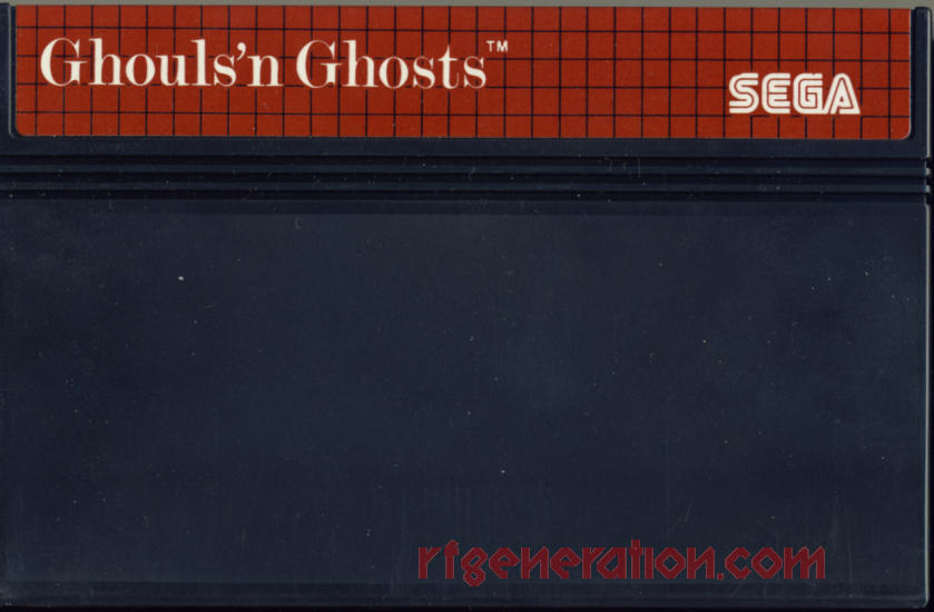 Ghouls'n Ghosts <sup>[6 Languages]</sup> Game Scan