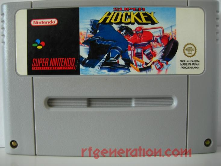 Super Hockey Game Scan