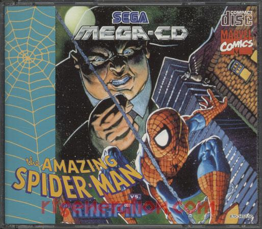 Amazing Spider-Man vs. The Kingpin, The Box Front