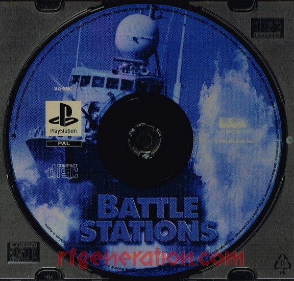 Battle Stations Game Scan