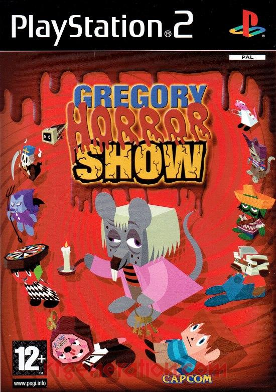 Gregory Horror Show Box Front