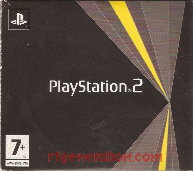 PlayStation 2 Demo Disc: Bonus Demo 7 (15/16) + Network Access Disc <sup></sup> Box Front
