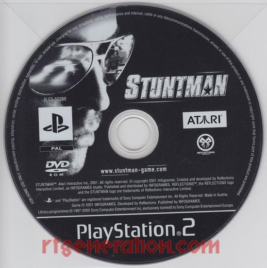 Stuntman Game Scan