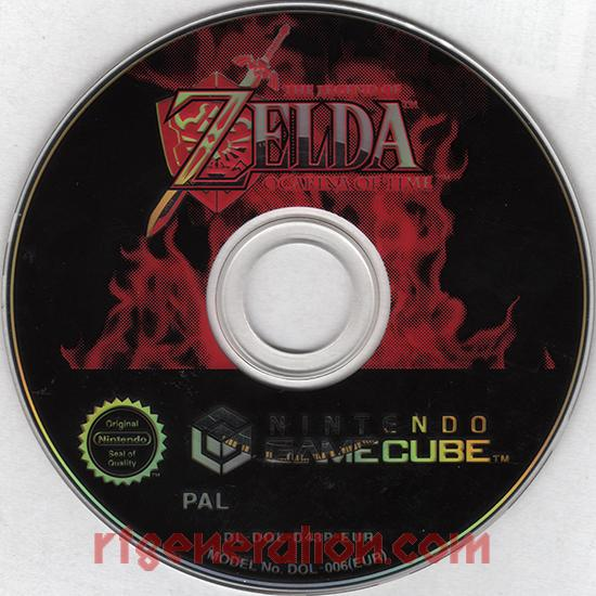 Legend of Zelda, The: The Wind Waker <sup>[Limited Edition]</sup> In-Game Screen