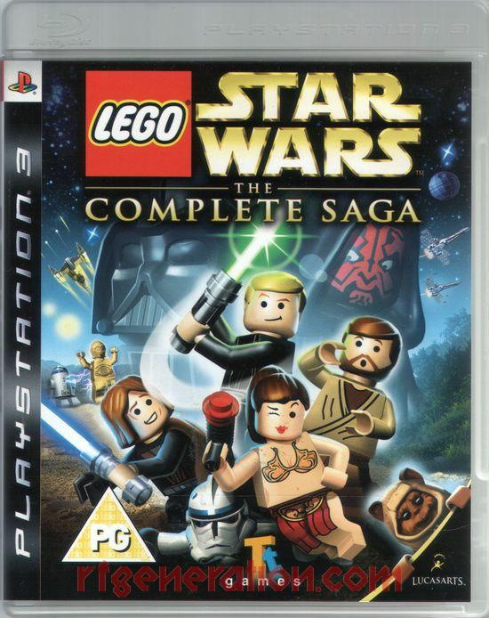 Reviews: Review: LEGO Star Wars: The Complete Saga - What about ...