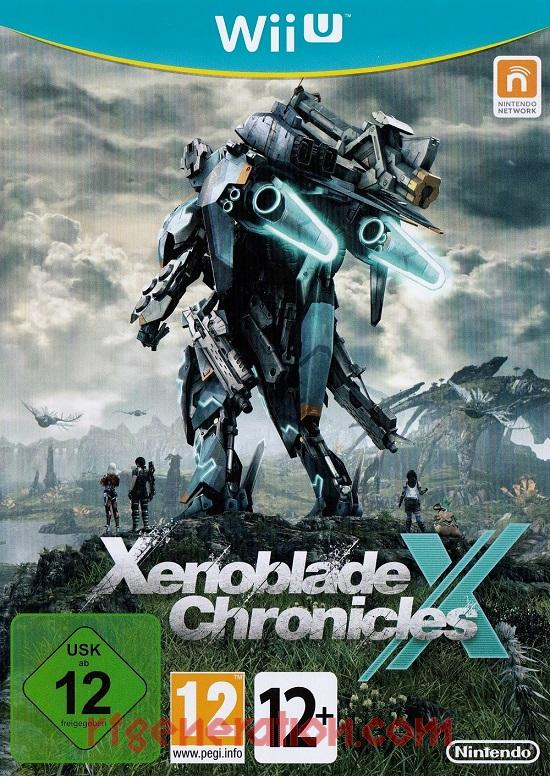 Xenoblade Chronicles X <sup>[Limited Edition]</sup> In-Game Screen
