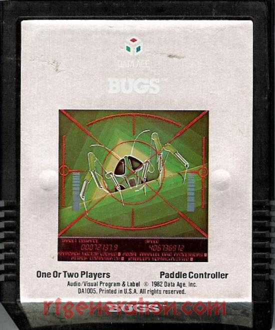 Bugs Game Scan