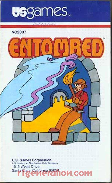 Entombed Manual Scan