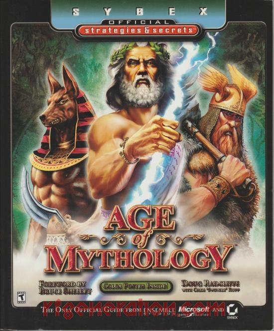 Age of Mythology In-Game Screen