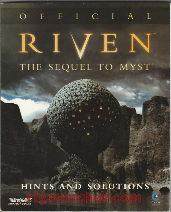 Riven: The Sequel to Myst In-Game Screen