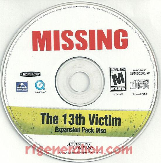 Missing: Since Janaury <sup>[Game of the Year Edition]</sup> In-Game Screen