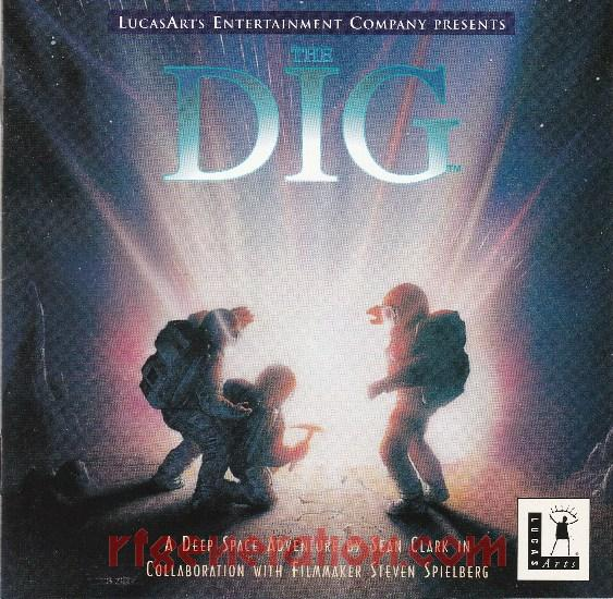 Dig, The Manual Scan
