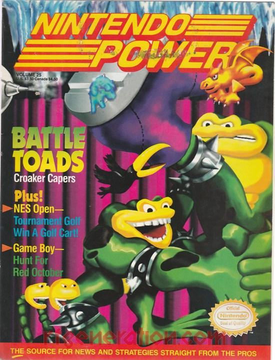 Battletoads In-Game Screen