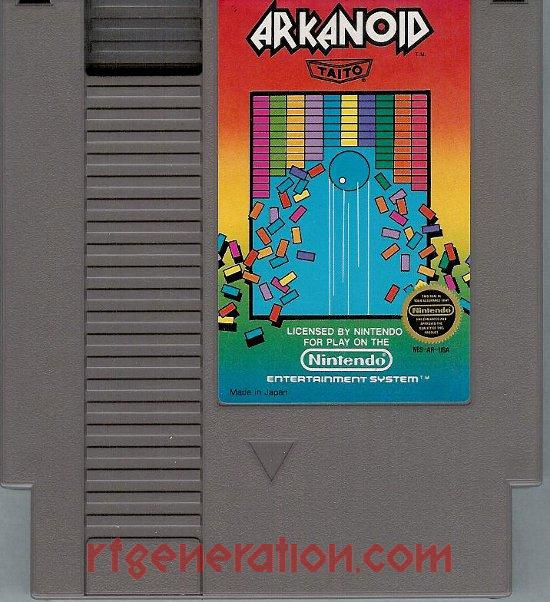 Arkanoid <sup>[3 Screw]</sup> Game Scan