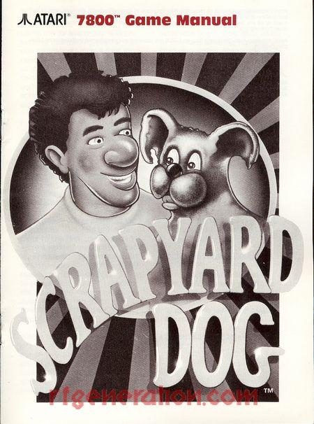 Scrapyard Dog Manual Scan