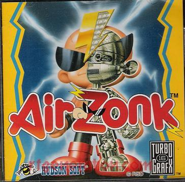 Air Zonk Manual Scan