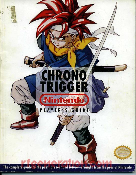 Chrono Trigger In-Game Screen