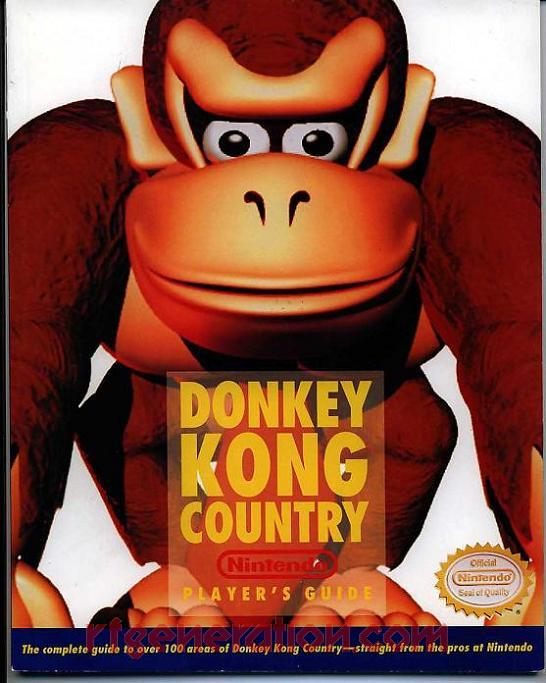 Donkey Kong Country <sup>[Made in Mexico]</sup> In-Game Screen