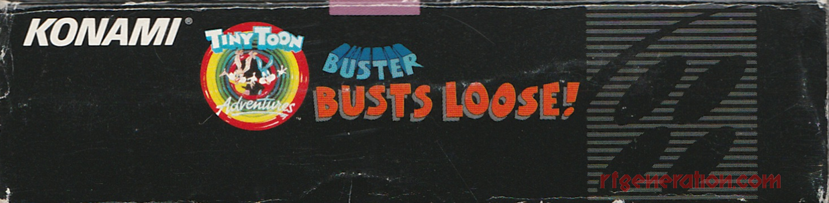 Tiny Toon Adventures: Buster Busts Loose! In-Game Screen