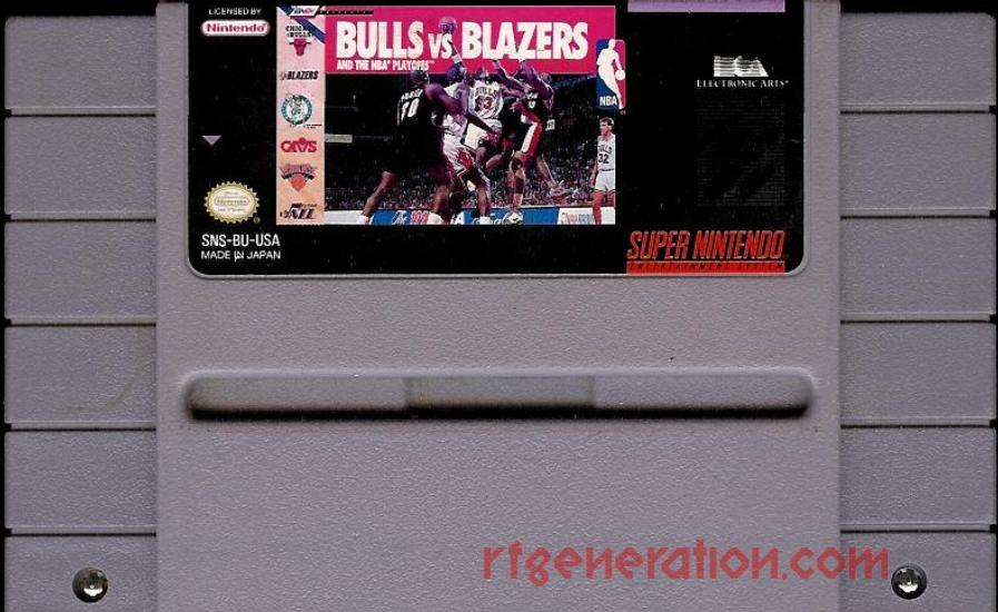 Bulls vs Blazers and the NBA Playoffs Game Scan