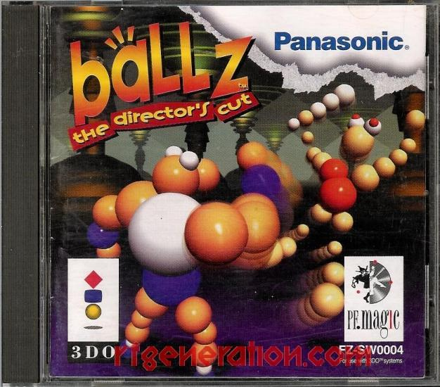 Ballz: The Director's Cut In-Game Screen