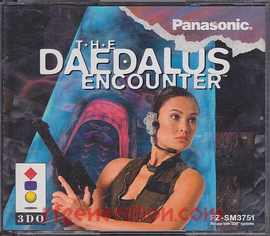 Daedalus Encounter, The In-Game Screen