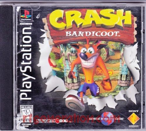 playstation psychotic reviews crash bandicoot why did i play this