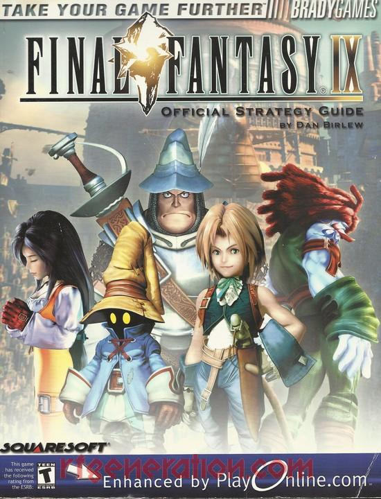 Final Fantasy IX <sup>[Greatest Hits - Squaresoft]</sup> In-Game Screen