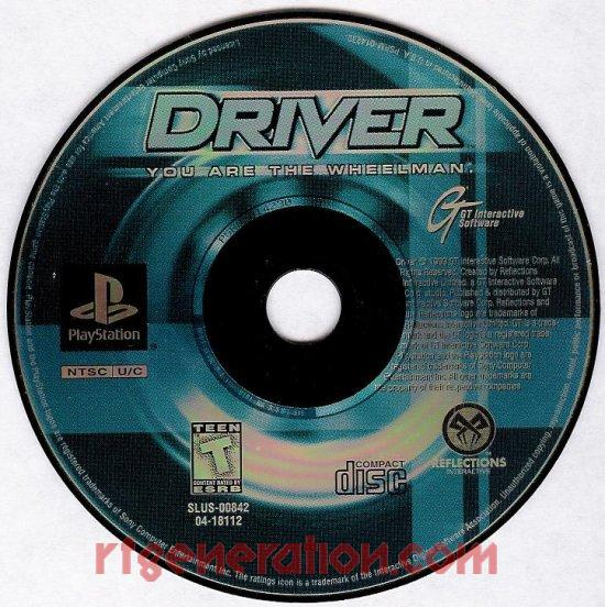 Driver Game Scan