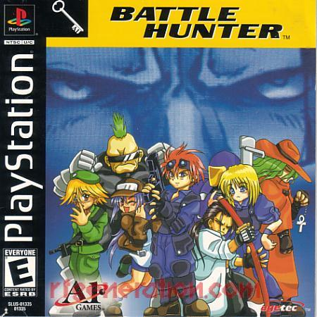 Battle Hunter Manual Scan