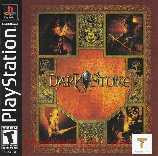 Darkstone Manual Scan