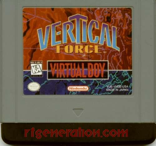 Vertical Force Game Scan