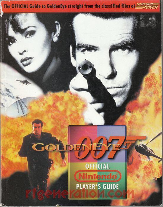 GoldenEye 007 In-Game Screen