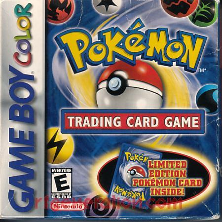 Pokémon Trading Card Game Box Front